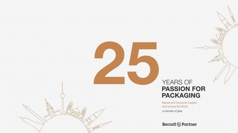 25 Jahre Berndt+Partner Jubiläumsfeier bringt exklusive Market- und Consumer-Insights