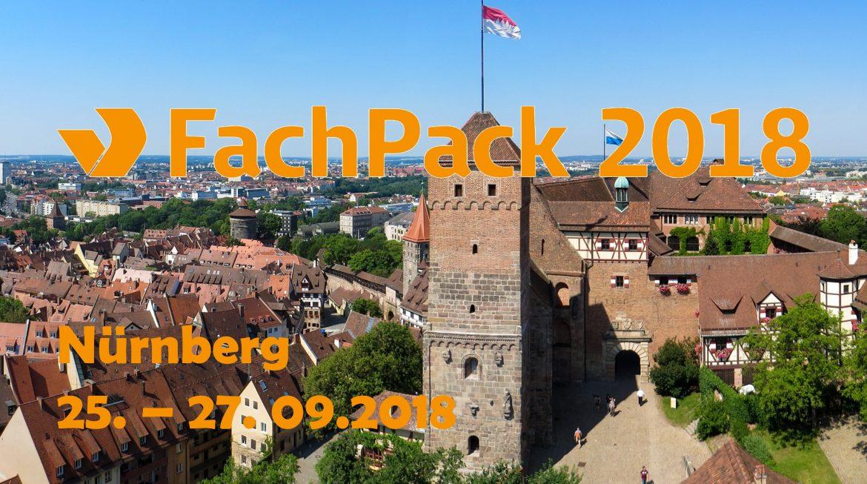 B+P besucht die Fachpack vom 25. – 27. September 2018 in Nürnberg