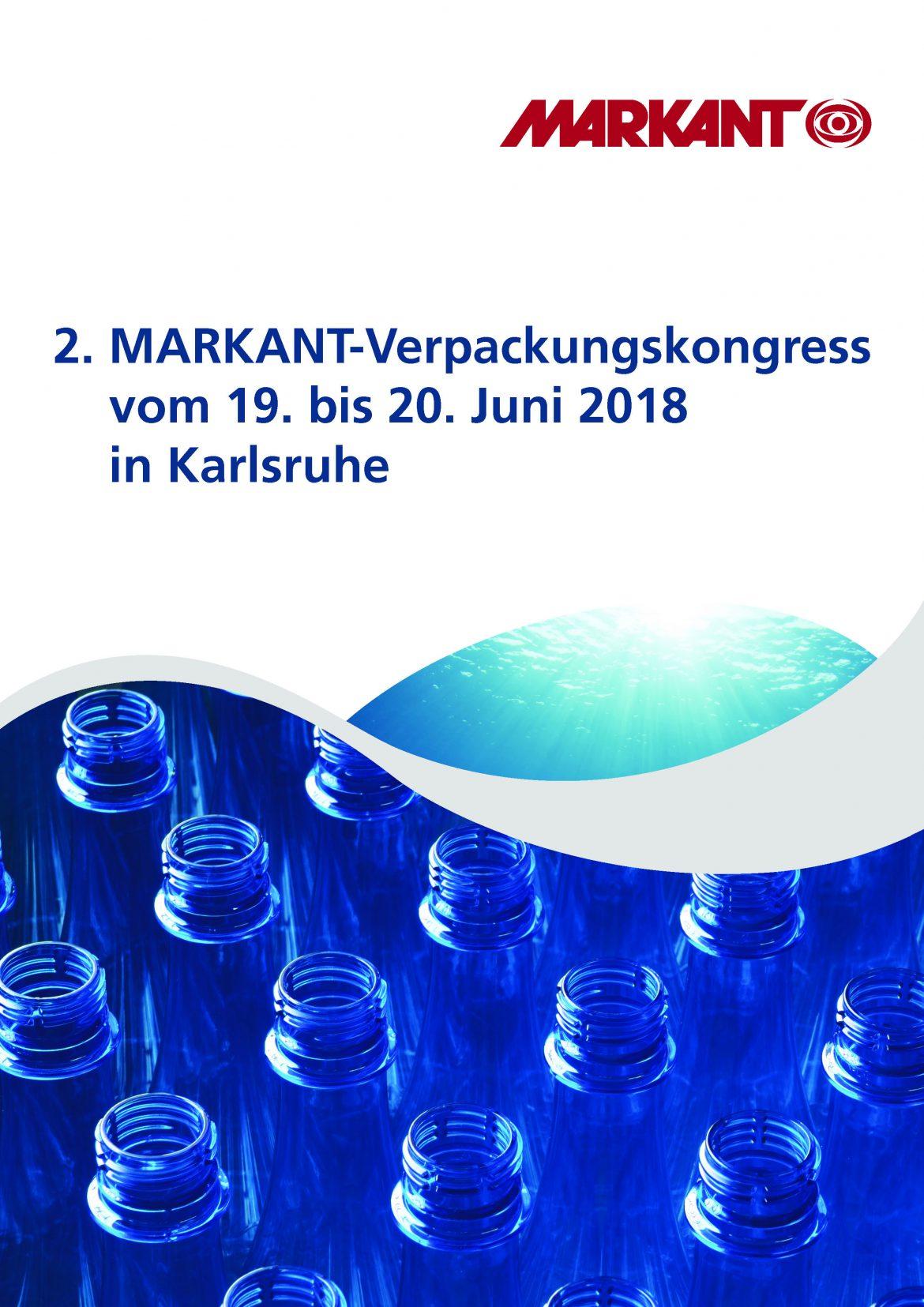 Zweiter Markant Verpackungskongress befasst sich mit dem neuen Verpackungsgesetz