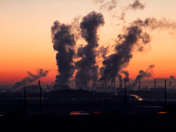 Emissionen zu Tinte
